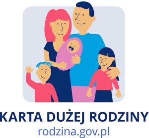 Read more about the article Uwaga posiadacze Karty Dużej Rodziny!